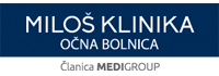 Specijalna bolnica za oftalmologija Milos Klinika logo