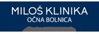 Specijalna bolnica za oftalmologija Milos Klinika logo