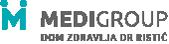 Dom Zdravlja Dr. Ristic logo