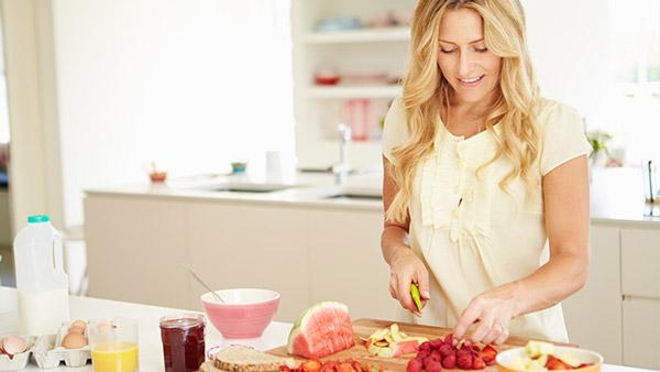 Pravilna ishrana kao priprema za vantelesnu oplodnju