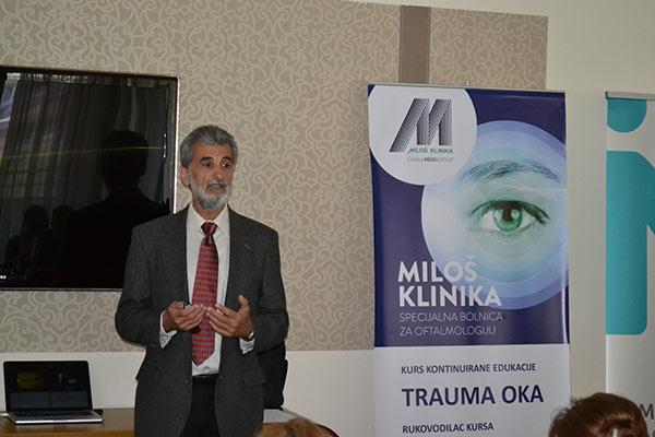 Kurs traume oka - predavač Ferenc Kuhn