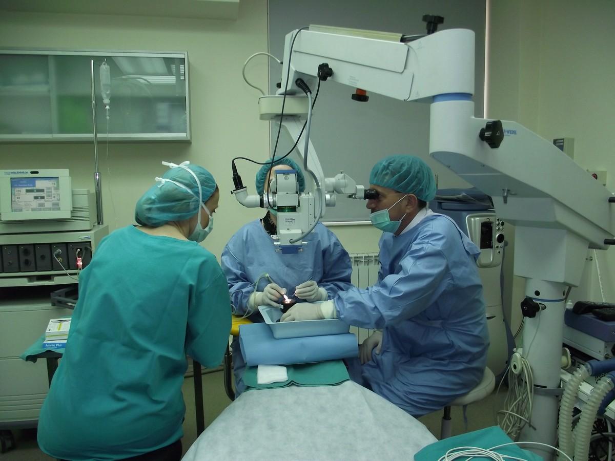 Operacija katarakte