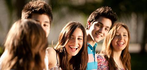 Normalan razvoj vida kod tinejdžera